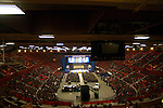 First session of the 2011 Oklahoma FFA Convention.