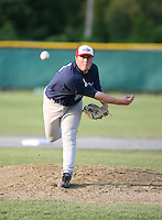 July 28th 2007:  Mike Colla during the Cape Cod League All-Star Game at Spillane Field in Wareham, MA.  Photo by Mike Janes/Four Seam Images