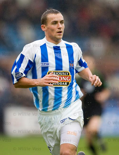 James Fowler, Kilmarnock.stock season 2005-2006.pic willie vass