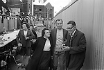 Silver Jubilee Street Party,  1977   Whitechapel Tower Hamlets east end London.<br />