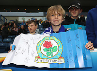 Fans pre match<br /> <br /> Photographer /Rachel HolbornCameraSport<br /> <br /> The EFL Checkatrade Trophy - Blackburn Rovers v Stoke City U23s - Tuesday 29th August 2017 - Ewood Park - Blackburn<br />  <br /> World Copyright &copy; 2018 CameraSport. All rights reserved. 43 Linden Ave. Countesthorpe. Leicester. England. LE8 5PG - Tel: +44 (0) 116 277 4147 - admin@camerasport.com - www.camerasport.com