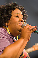 Marva Wright at Jazz Fest 2009
