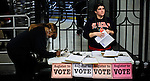 People register their names to vote in New York, United States. 08/10/2012. Photo by Eduardo Munoz Alvarez / VIEWpress.