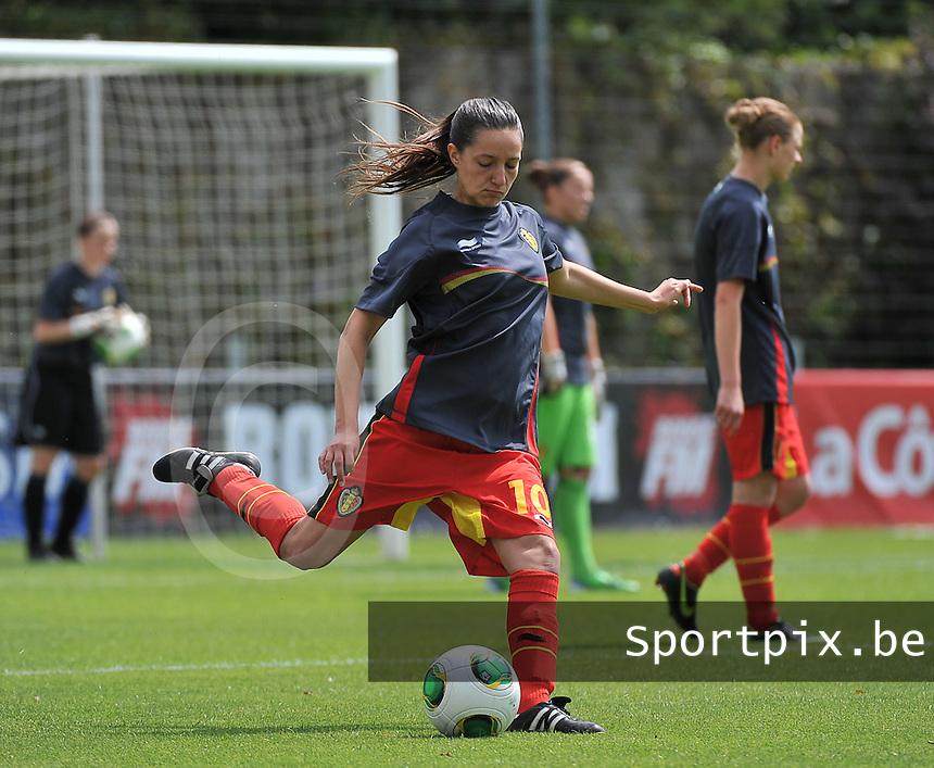Belgium - Poland : Shayna Raekelboom<br /> foto David Catry / nikonpro.be