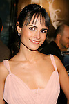 """UNIVERSAL CITY, CA. - March 12: Jordana Brewster arrives at the Los Angeles premiere of """"Fast & Furious"""" at the Gibson Amphitheatre on March 12, 2009 in Universal City, California."""