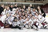 140211-PARTIAL-WBeanpot Final: Boston College Eagles v Northeastern University Huskies (w)
