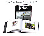 This Hard back book of photographs of Jackie Healy-Rae was published by Killarney Photographer Don MacMonagle in 2002. With additional photographs from Eamonn Keogh this book has become a collectors item and only a few copies remain. Only EUR20 plus EUR5 postage Jackie Healy-Rae, TD from the book by Don MacMonagle entitled 'Jackie - Keeping Up Appearances' published in 2002.