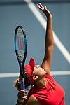 August 06, 2017: Madison Keys (USA) defeated CoCo Vandeweghe (USA) 7-6 (7-4), 6-4 at the Bank of the West Classic finals being played at the Taube Tennis Stadium in Stanford, California. ©Mal Taam/TennisClix/CSM