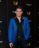 LAS VEGAS, NV - July 12, 2016: ***HOUSE COVERAGE*** Christopher Lash pictured as BAZ  -Star Crossed Love Opening Night arrivals at The Palazzo Theater at The Palazzo Las Vegas in Las vegas, NV on July 12, 2016. Credit: Erik Kabik Photography/ MediaPunch