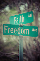 Faith in Freedom