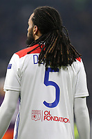 Lyon's Jason Denayer during Lyon vs Manchester City, UEFA Champions League Football at Groupama Stadium on 27th November 2018