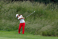 Sei Young Kim (South Korea) hits her second shot out of the rough on the 3rd hole during the final round of the ShopRite LPGA Classic presented by Acer, Seaview Bay Club, Galloway, New Jersey, USA. 6/10/18.<br /> Picture: Golffile | Brian Spurlock<br /> <br /> <br /> All photo usage must carry mandatory copyright credit (&copy; Golffile | Brian Spurlock)