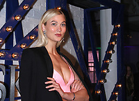 NEW YORK, NY - APRIL 12: Karlie Kloss at the Swarovski Times Square Store Celebration at Hudson Mercantile in New York. City on April 12, 2018. <br /> CAP/MPI/RW<br /> &copy;RW/MPI/Capital Pictures