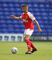 Fleetwood Town's Jack Sowerby<br /> <br /> Photographer Mick Walker/CameraSport<br /> <br /> Football Pre-Season Friendly - Tranmere Rovers  v Fleetwood Town  - Saturday 21st July 2018 - Prenton Park - Tranmere<br /> <br /> World Copyright &copy; 2018 CameraSport. All rights reserved. 43 Linden Ave. Countesthorpe. Leicester. England. LE8 5PG - Tel: +44 (0) 116 277 4147 - admin@camerasport.com - www.camerasport.com