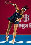 Samantha Stosur of Australia vs Nao Hibino of Japan during their Singles Round 1 match at the WTA Prudential Hong Kong Tennis Open 2016 at the Victoria Park Tennis Stadium on 11 October 2016 in Hong Kong, China. Photo by Marcio Rodrigo Machado / Power Sport Images