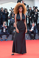 VENICE, ITALY - SEPTEMBER 5: Tina Kunakey attends the premiere for Mother during the 74th Venice Film Festival on September 5, 2017 in Venice, Italy.<br /> CAP/BEL<br /> &copy;BEL/Capital Pictures