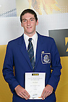 Boys Cycling winner Tom David. ASB College Sport Young Sportperson of the Year Awards 2007 held at Eden Park on November 15th, 2007.
