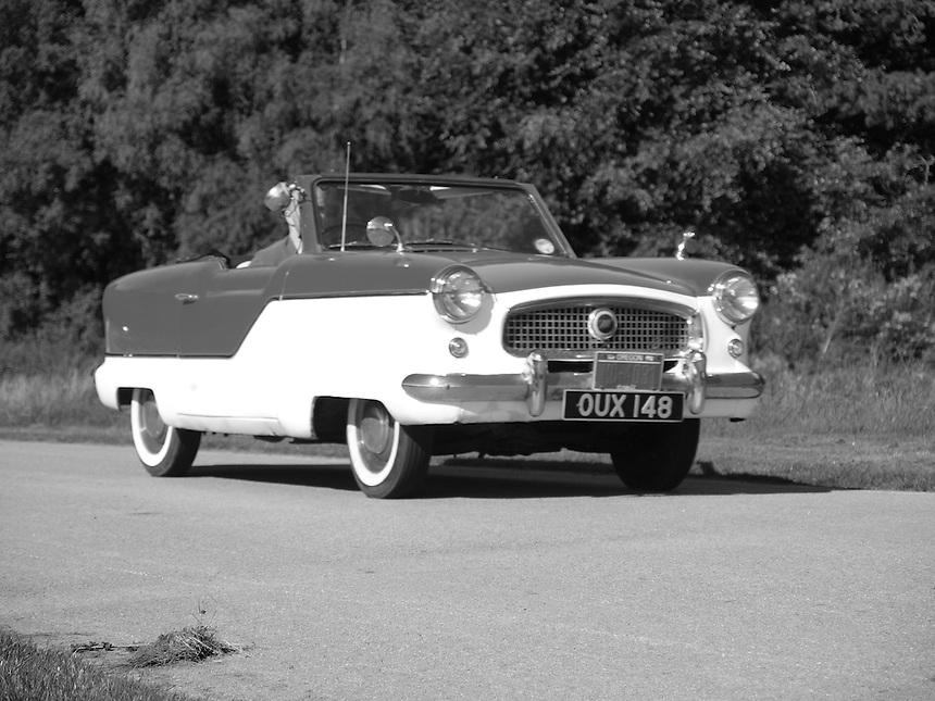 Austin Nash Metropolitan Convertible  - 1957