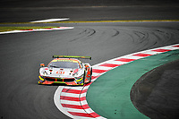 #61 CLEARWATER RACING (SGP) FERRARI 488 GTE GTE AM WENG SUN MOK (MYS) KEITA SAWA (JPN) MATTHEW GRIFFIN (IRL)
