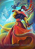 Alfredo, MODERN, Fantasy, paintings, BRTOCH38243CP,#N# illustrations, pinturas