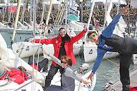 Les Sables d'Olonne - EDHEC Sailing