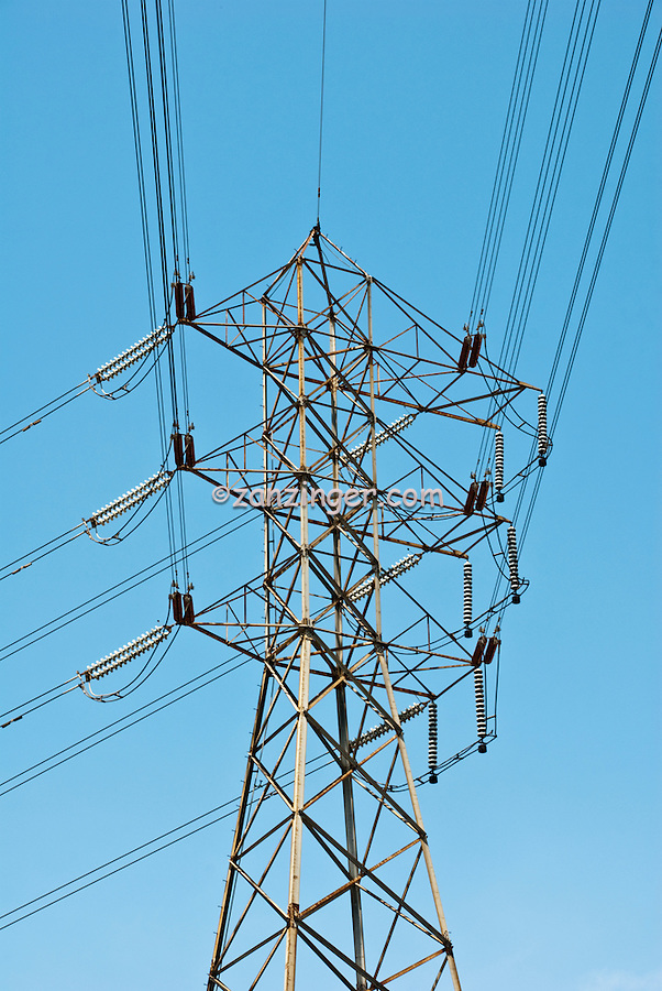 "Power transmission lines, ""high voltage electric transmission"","