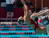 Stanford Swimming & Diving W v Arkansas, October 12, 2019
