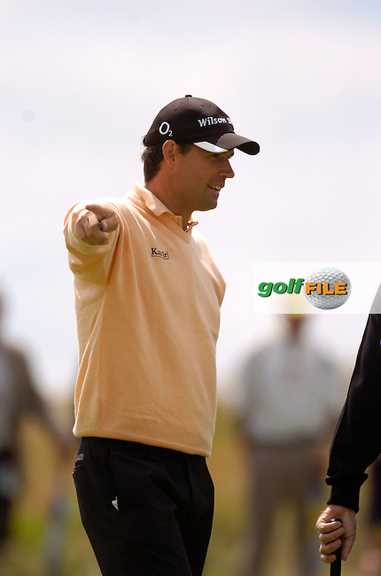 July 7th, 2006. Smurfit European Open, The K Club, Straffan, County Kildare..Ireland's Padraig Harrington at the above..Photo: BARRY CRONIN/Newsfile..(Photo credit should read BARRY CRONIN/NEWSFILE).