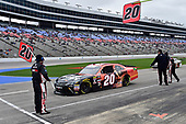#20: Christopher Bell, Joe Gibbs Racing, Toyota Camry GameStop/Hello Neighbor