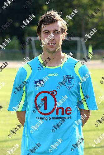 2009-08-06 / Voetbal / seizoen 2009-2010 / KFCO Wilrijk / Mitchell Van den Eynde..Foto: Maarten Straetemans (SMB)