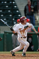March 7 2010: Mike O'Neill of USC during game against University of New Mexico at Dedeaux Field in Los Angeles,CA.  Photo by Larry Goren/Four Seam Images