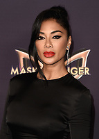 "BEVERLY HILLS  - SEPTEMBER 10:  Nicole Scherzinger attends the season two premiere event for FOX's ""The Masked Singer"" at The Bazaar at the SLS Beverly Hills on September 10, 2019 in Beverly Hills, California. (Photo by Scott Kirkland/FOX/PictureGroup)"