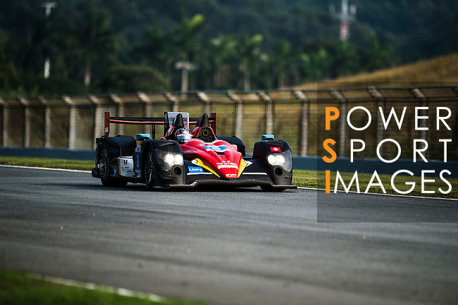 Race Performance, #8 Oreca 03R Judd, driven by Giorgio Maggi and Struan Moore in action during the 2016-2017 Asian Le Mans Series Round 1 at Zhuhai Circuit on 30 October 2016, Zhuhai, China.  Photo by Marcio Machado / Power Sport Images
