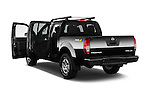 Car images of 2016 Nissan Frontier PRO-4X-Crew-Cab 4 Door Pickup Doors