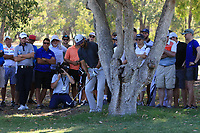 James Nitties (AUS) in action on the 2nd during the Matchplay Final of the ISPS Handa World Super 6 Perth at Lake Karrinyup Country Club on the Sunday 11th February 2018.<br /> Picture:  Thos Caffrey / www.golffile.ie<br /> <br /> All photo usage must carry mandatory copyright credit (&copy; Golffile | Thos Caffrey)