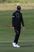 Francesco Laporta (ITA) on the 4th during Round 3 of the Challenge Tour Grand Final 2019 at Club de Golf Alcanada, Port d'Alcúdia, Mallorca, Spain on Saturday 9th November 2019.<br /> Picture:  Thos Caffrey / Golffile<br /> <br /> All photo usage must carry mandatory copyright credit (© Golffile | Thos Caffrey)