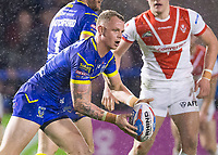 Picture by Allan McKenzie/SWpix.com - 09/03/2018 - Rugby League - Betfred Super League - Warrington Wolves v St Helens - Halliwell Jones Stadium, Warrington, England - Kevin Brown.