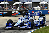 Verizon IndyCar Series<br /> Chevrolet Detroit Grand Prix Race 2<br /> Raceway at Belle Isle Park, Detroit, MI USA<br /> Sunday 4 June 2017<br /> Marco Andretti, Andretti Autosport with Yarrow Honda<br /> World Copyright: Scott R LePage<br /> LAT Images<br /> ref: Digital Image lepage-170604-DGP-11626