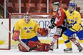 081108 - Four Nations Cup - U18s - Sweden vs. Switzerland