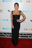 Olivia Munn at the premiere of 'Magic Mike' at the closing night of the 2012 Los Angeles Film Festival held at Regal Cinemas L.A. Live on June 24, 2012 in Los Angeles, California. © mpi25/MediaPunch Inc. /NORTEPHOTO.COM<br />