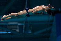 Training Session. Valdimir Barbu ITA<br /> Diving 13/07/2017 <br /> XVII FINA World Championships Aquatics<br /> Duna Arena Budapest Hungary  <br /> Photo Andrea Staccioli/Deepbluemedia/Insidefoto