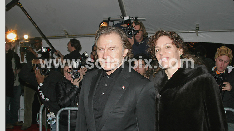 ALL ROUND PICTURES FROM SOLARPIX.COM.SYNDICATION RIGHTS FOR UK, SOUTH AFRICA, DUBAI, AUSTRALIA..Harvey Keitel - The Good Shepherd World Premiere - Arrivals - Ziegfeld Theatre - New York, NY..DATE: 11/12/2006-JOB REF: 3157-PHZ.**MUST CREDIT SOLARPIX.COM OR DOUBLE FEE WILL BE CHARGED**