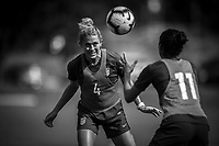 USWNT Black and White Feature, October 2, 2018