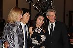JoJo Starbuck, Nathan & Karen Chen & Roland W. Betts - Figure Skating in Harlem's Champions in Life (in its 21st year) Benefit Gala recognizing the medal-winning 2018 US Olympic Figure Skating Team on May 1, 2018 at Pier Sixty at Chelsea Piers, New York City, New York. (Photo by Sue Coflin/Max Photo)