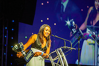 SURFERS PARADISE, Queensland/Australia (Friday, March 1, 2013) Kelia Moniz (HAW). - The world's best surfers congregated last night at the QT Hotel in Surfers Paradise to celebrate the 2013 ASP World Surfing Awards, officially crowning last year's ASP World Champions and welcoming in the new year..Joel Parkinson (AUS), 31, long considered to be a threat to the ASP World Title ever since his inception amongst the world's elite over a decade ago, was awarded his maiden crown last night. Amidst a capacity crowd of the world's best surfers and hometown supporters, the Gold Coast stalwart brought the house down with a heartfelt and emotional speech..?It's beautiful to have everyone here tonight,? Parkinson said. ?We all come together and really celebrate last season amongst our friends and family. The new year, for me, begins tomorrow. Tonight, I just feel so fortunate to be up here and to be supported by my beautiful family. I love them and am only here because of them.?.FULL LIST OF AWARDS' RECIPIENTS:.2012 ASP World Champion: Joel Parkinson (AUS).2012 ASP World Runner-Up: Kelly Slater (USA).2012 ASP Rookie of the Year: John John Florence (HAW).2012 ASP Women's World Champion: Stephanie Gilmore (AUS).2012 ASP Women's World Runner-up: Sally Fitzgibbons (AUS).2012 ASP Women's Rookie of the Year: Malia Manuel (HAW).2012 ASP Breakthrough Performer: Sebastian Zietz (HAW).2012 ASP Women's Breakthrough Performer: Lakey Peterson (USA).2012 ASP World Longboard Champion: Taylor Jensen (USA).2012 ASP Women's World Longboard Champion: Kelia Moniz (HAW).2012 ASP World Junior Champion: Jack Freestone (AUS).2012 ASP Women's World Junior Champion: Nikki Van Dijk (AUS).ASP Life Member/Chairman Emeritus: Richard Grellman.ASP Service to the Sport: Randy Rarick.Peter Whittaker Award: Adrian Buchan.2012 ASP Men's Heat of the Year (Fan Vote): Mick Fanning (AUS) vs. Kelly Slater (USA) - Rip Curl Pro Bells Beach.2012 ASP Women's Heat of the Year (Fan Vote): Laura Enever (AUS) vs. Tyler Wright