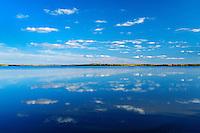 Reflection on Lac la Biche<br /> Sir Winston Churchill Provincial Park<br /> Alberta<br /> Canada