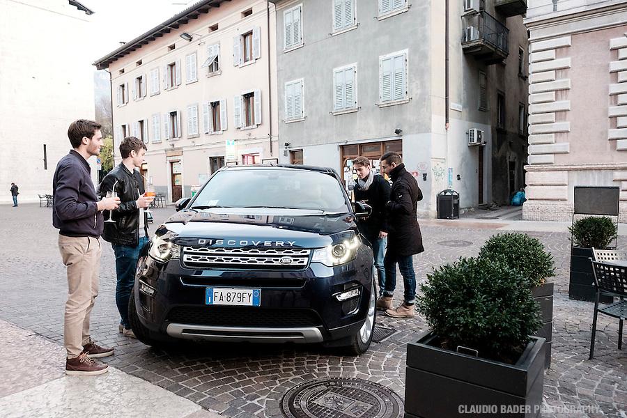 Trento; Land Rover