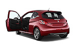 Car images of a 2014 Peugeot 208 GTI 3 Door Hatchback 2WD Doors