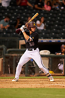 ASU Sun Devils Spencer Torkelson (20) at bat during an Instructional League game against the Texas Rangers at Surprise Stadium on October 6, 2018 in Surprise, Arizona. (Zachary Lucy/Four Seam Images)