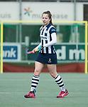 Den Haag - Hoofdklasse hockey dames, HDM-GRONINGEN  (6-2). Dominique de Vries (HDM)   COPYRIGHT KOEN SUYK